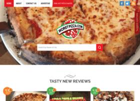 worstpizza.com