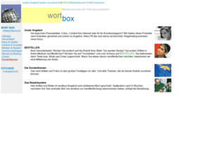 wortbox.de