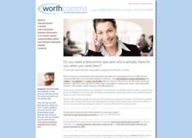 worthcomms.co.uk