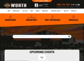 worthharley-davidson.com