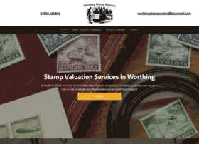 worthingstamps.com