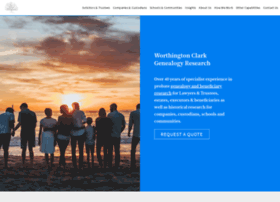 worthingtonclark.com