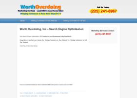 worthoverdoinginc.com