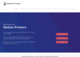 wottonprinters.co.uk
