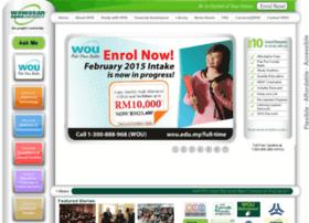 wou.com.my