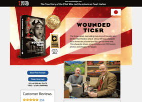 woundedtigerbook.com