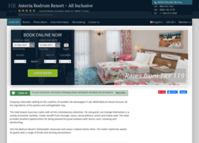 wow-bodrum-resort-gumbet.h-rez.com