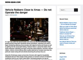 wow-gear.com