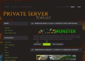 wow-private-server.org