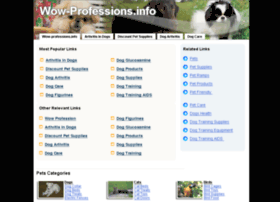 wow-professions.info