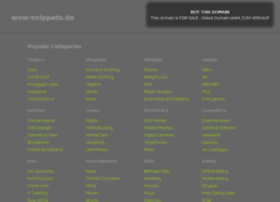 wow-snippets.de