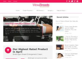 wowbreasts.com