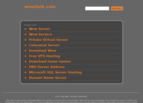 wowdark.com