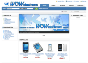 wowelectrons.com
