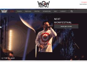 wowfestivals.nl