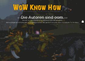wowknowhow.de