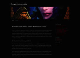 wowlevelingguide.org