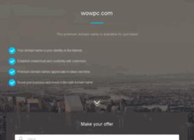 wowpc.com