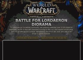 wowplayerdiorama.com