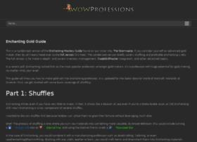 wowprofessions.com