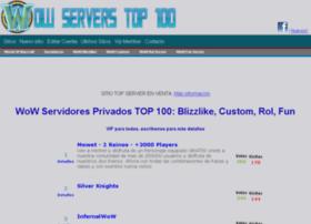 wowserverstop100.com
