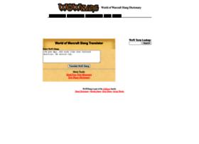 wowslang.com