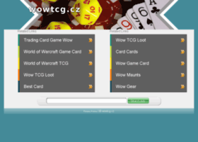 wowtcg.cz