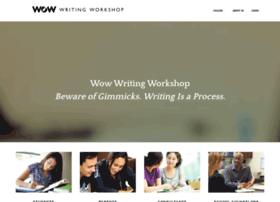 wowwritingworkshop.com