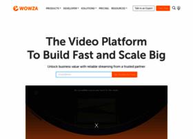 wowza.com