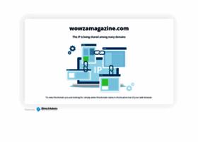 wowzamagazine.com