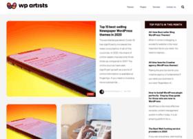 wp-artists.com