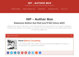 wp-authorbox.com