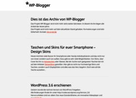 wp-blogger.de