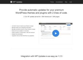 wp-updates.com