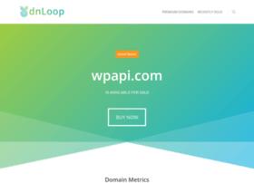 wpapi.com