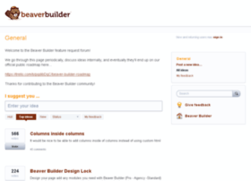 wpbeaverbuilder.uservoice.com