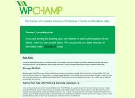 wpchamp.com