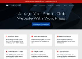 wpclubmanager.com