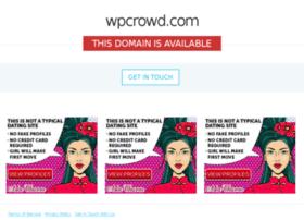 wpcrowd.com