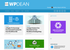 wpdean.com