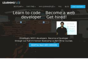 wpdev.learningfuze.com