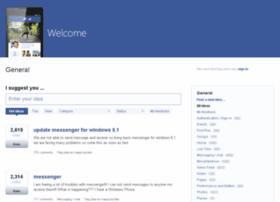 wpfacebook.uservoice.com