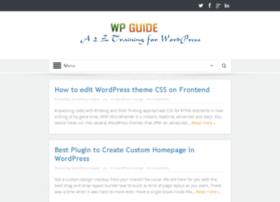 wpguide.org