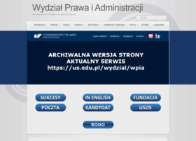 wpia.us.edu.pl