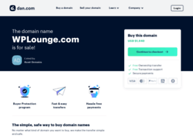 wplounge.com