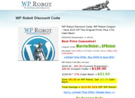 wprobotdiscountcode.com