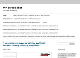 wpscreenshot.com