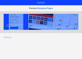 wpsleek.com