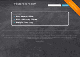 wpstorecart.com