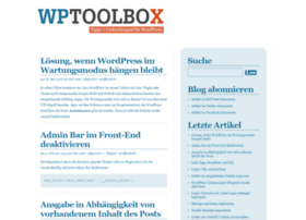 wptoolbox.de